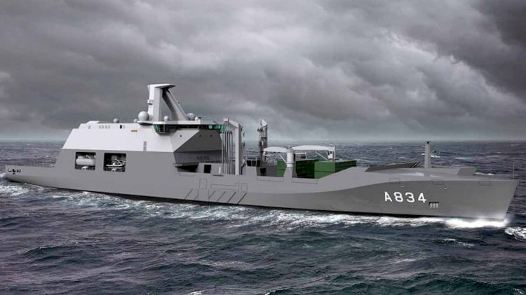 DSNS and HML contract gives Combat Support Ship a lift