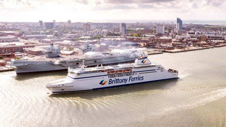 Brittany Ferries to commence Rosslare-Cherbourg route two months early