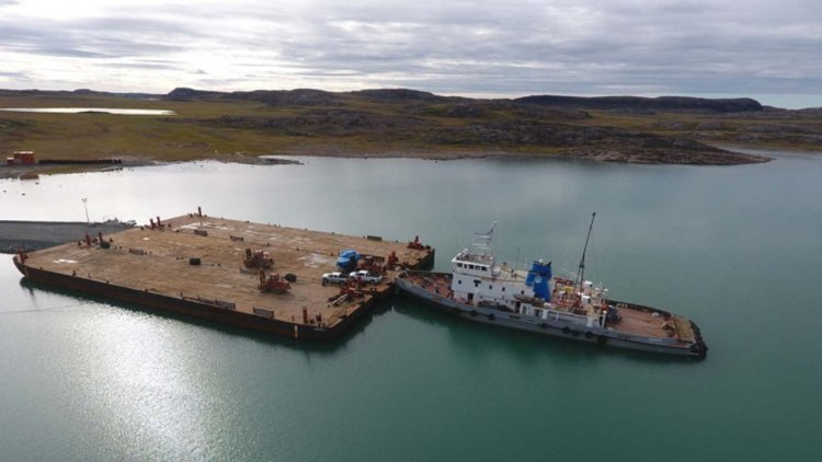 Crowley awarded fuel distribution contract for Arctic North Warning System