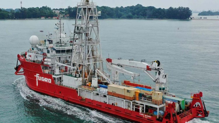 Fugro and NYK team up with OYO Corporation for Japan's offshore wind industry