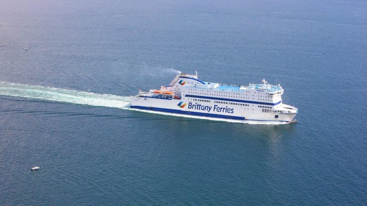 Brittany Ferrries introduces three new freight-only services from Ireland to France
