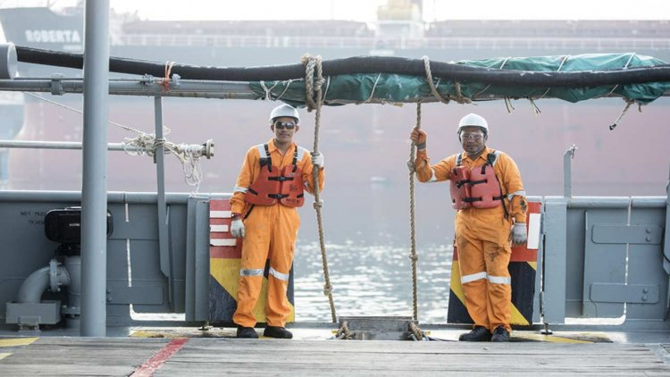 IMO launches a year of action for seafarers
