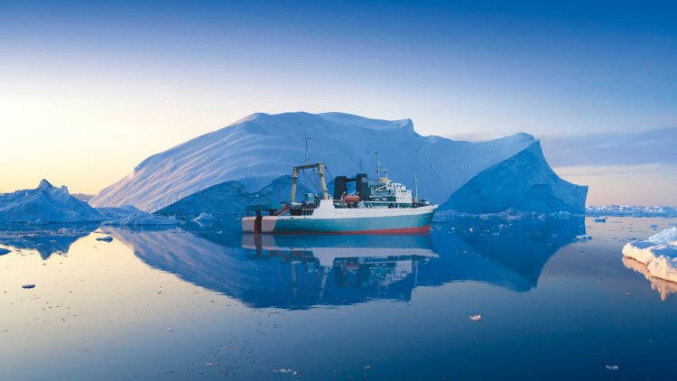 Ukraine risks losing a lucrative krill fishing business in Antarctica