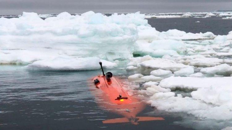 Underwater robot reveals how Thwaites Glacier is melting