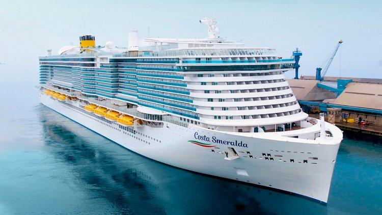 Costa Cruises restarts today from Savona