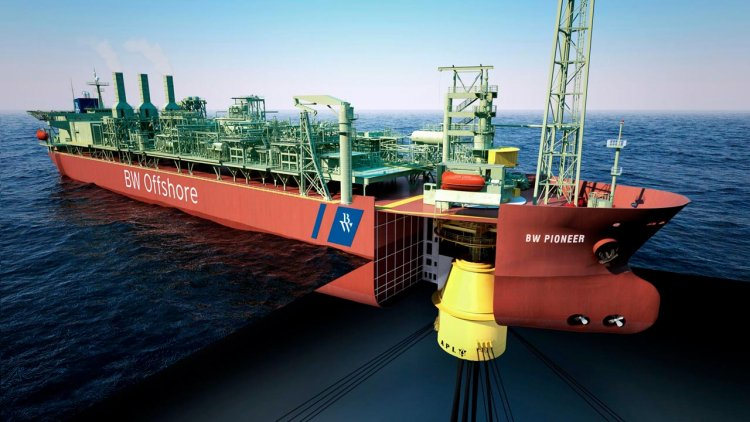 NOV announces contract award by BW Offshore for STP system in Barossa field