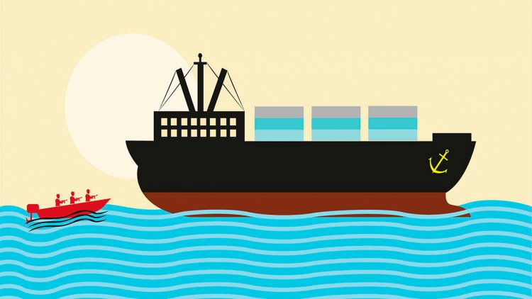 Shipping industry launches the Gulf of Guinea Declaration on Suppression of Piracy