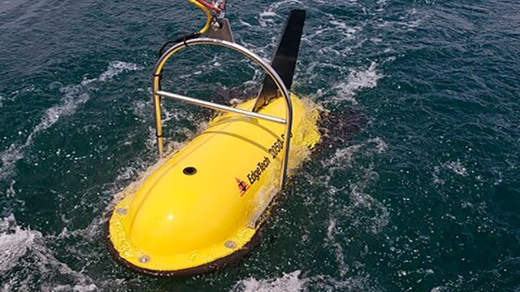 Ashtead Technology invests over £1m in new EdgeTech sonar technology