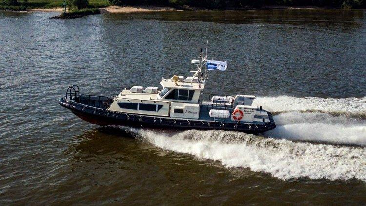 Damen delivers FCS 1605 to support Allseas' Pioneering Spirit
