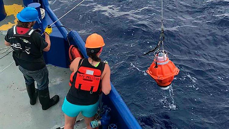 Major Gulf Loop Current study using Sonardyne's PIES completes