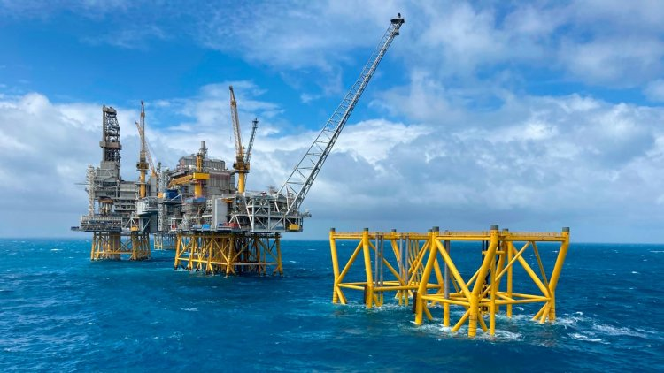 Lundin Energy's Johan Sverdrup barrels certified as carbon neutrally produced
