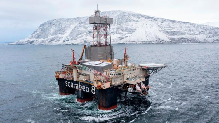 Saipem signs a new offshore drilling contract in the North Sea