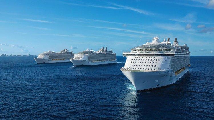Royal Caribbean starts construction on revolutionary ship
