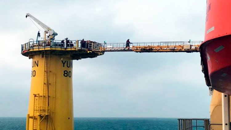 Second Taiwanese contract for SMST gangways
