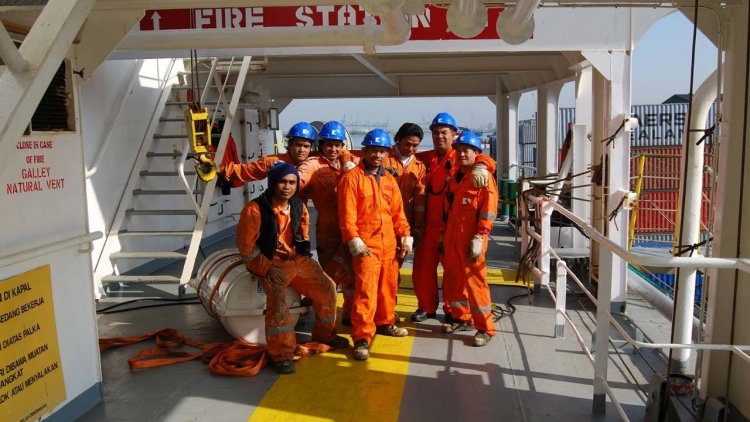 The Mission to Seafarers launches On Board Mental Health Champions programme