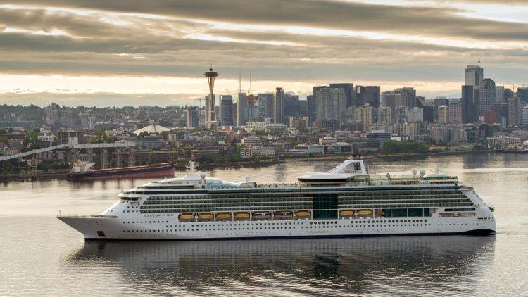 Royal Caribbean opens first Alaska cruise season since 2019