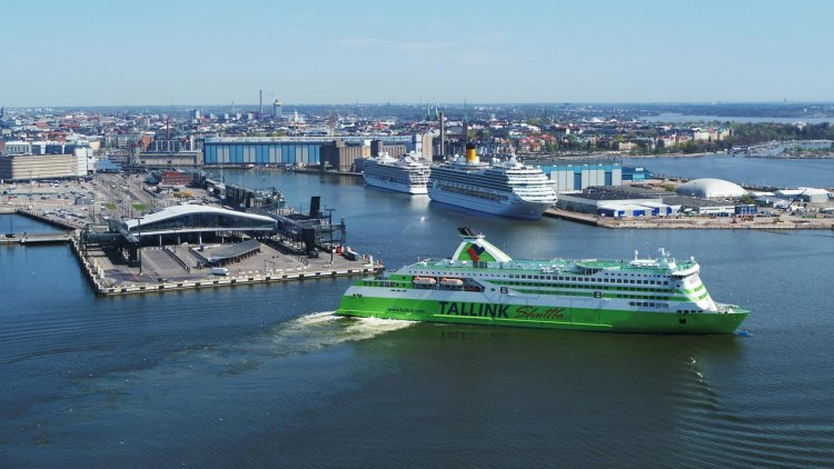 Tallink Group and Port of Tallinn to give away free travel vouchers to passengers