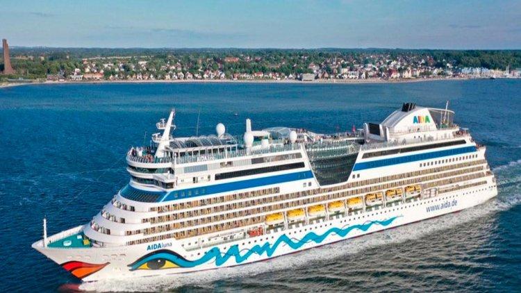 AIDA Cruises restarts AIDAluna in September from Kiel