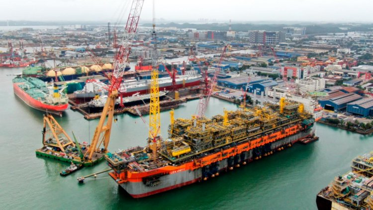 SBM Offshore signed LOI for FPSO Alexandre de Gusmão lease and operate contracts
