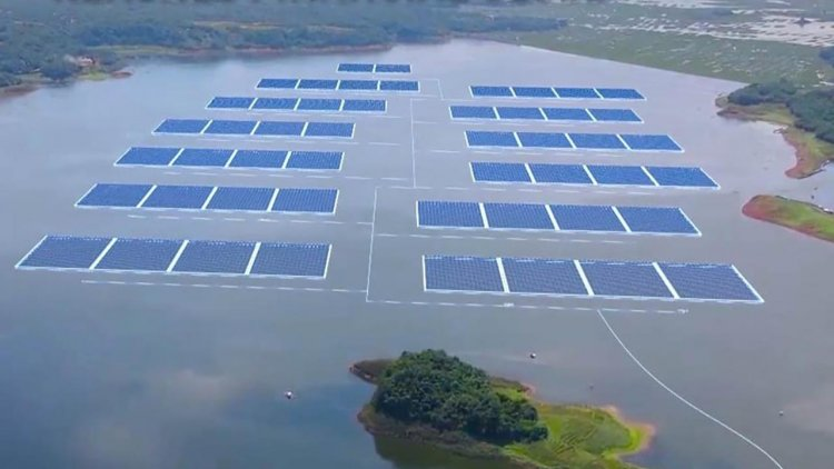UAE's Masdar JV closes financing for 145-MW floating PV project in Indonesia