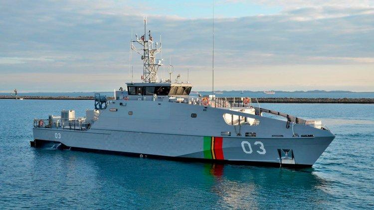 Austal Australia delivers 12th Guardian-class Patrol Boat