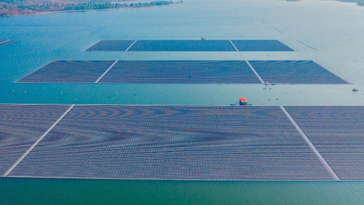 DNV providing technical expertise for Indonesia's first-ever floating PV project