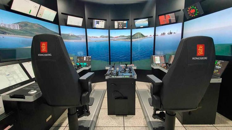 KDI announces four contracts with maritime training centers in South Korea