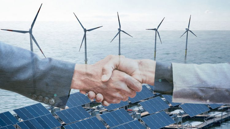 EU-SCORES to deliver 'world-first' bankable hybrid offshore marine energy parks