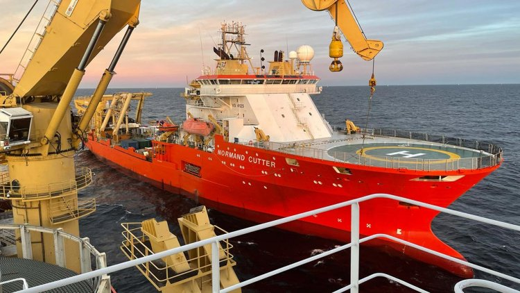 Global Marine conducts cable route survey for Scottish Government's R100 programme