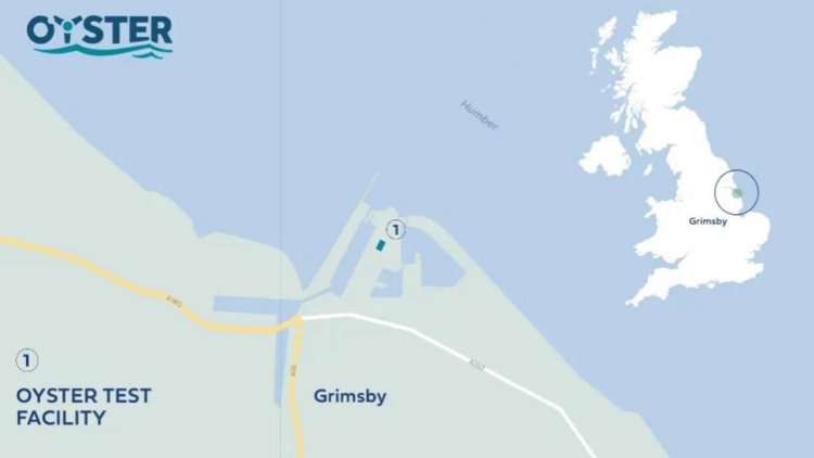 EU OYSTER Consortium chooses Grimsby for innovative hydrogen project