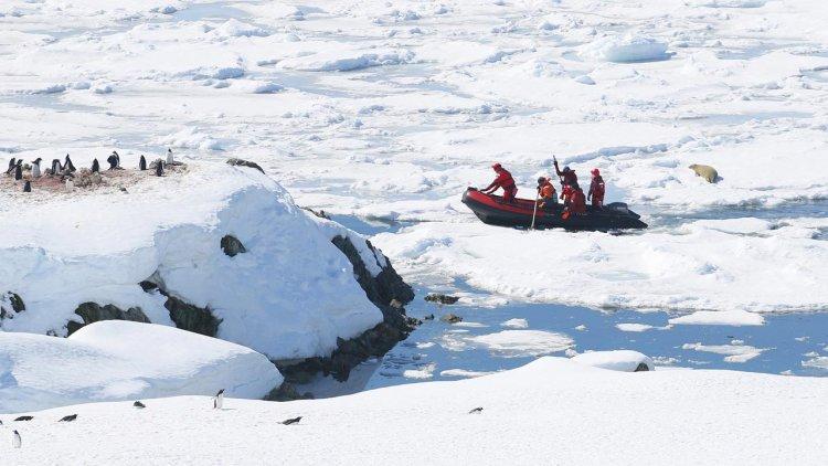 Ukrainians in Antarctica will make souvenirs from plastic waste