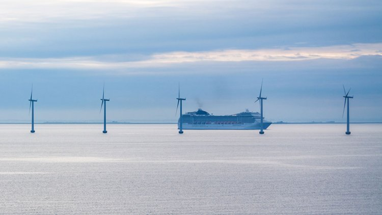 Prysmian cable project for a new floating offshore wind farm in France