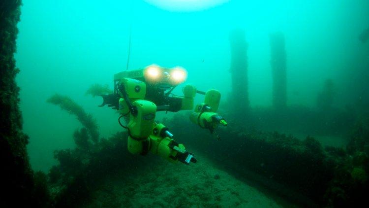 RE2 Robotics receives contract to develop underwater autonomous system